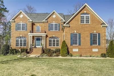 Chesterfield County Single Family Home For Sale: 16101 Walkers Chase