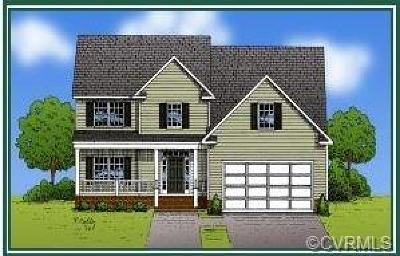 Hanover County Single Family Home For Sale: 8079 Castle Grove Drive