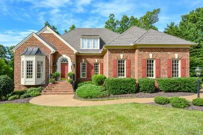 Manakin Sabot Single Family Home For Sale: 500 Hunt Field Road