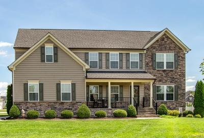Chester Single Family Home For Sale: 1703 North White Mountain Drive