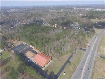 Chesterfield County Residential Lots & Land For Sale: 5100 Courthouse Road
