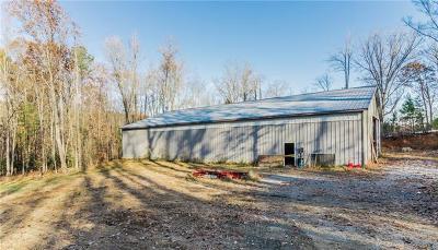 Powhatan County Residential Lots & Land For Sale: 1187 Bradbury Road