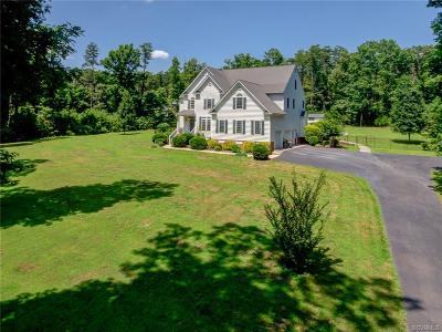 Hanover County Single Family Home For Sale: 15230 Whispering Wind Circle
