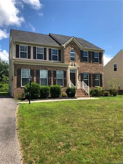 Henrico Single Family Home For Sale: 3208 Macallan