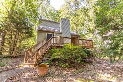 Richmond Single Family Home For Sale: 6806 Westcott Drive