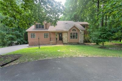 South Chesterfield Single Family Home For Sale: 14429 Fox Knoll Drive