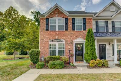 Hanover County Condo/Townhouse For Sale: 891 Sweet Tessa Drive #891