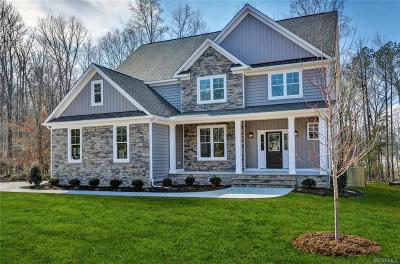 Single Family Home For Sale: 6254 Strongbow Drive