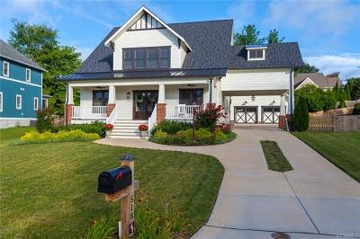 Henrico Single Family Home For Sale: 518 Old Providence Circle