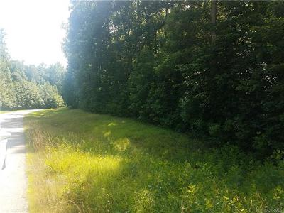 Powhatan County Residential Lots & Land For Sale: 3776 Archies Way