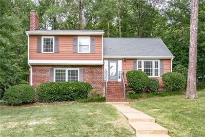 Henrico County Single Family Home For Sale: 10126 Idlebrook Drive