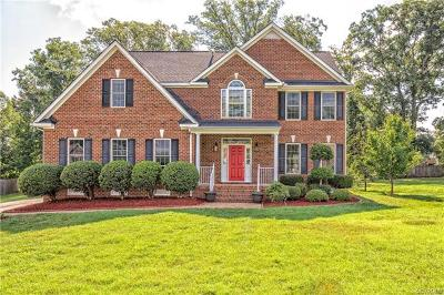 Glen Allen Single Family Home For Sale: 9619 Hill Trace Court