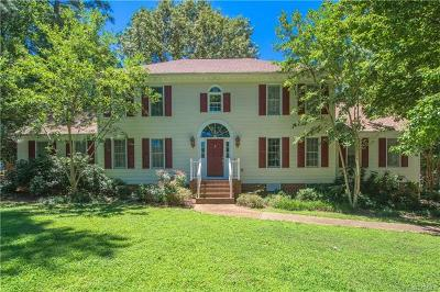South Chesterfield Single Family Home For Sale: 14300 Wood Duck Lane
