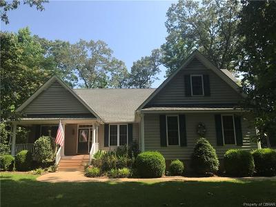 Single Family Home For Sale: 145 Riverboat Lane East