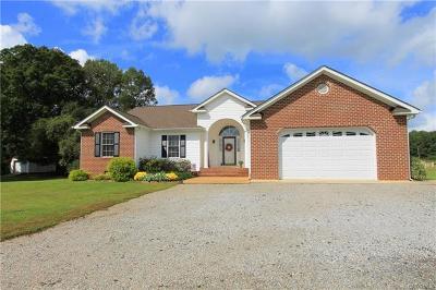 Amelia County Single Family Home For Sale: 19650 Dusty Hill Lane