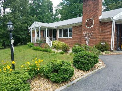 Single Family Home Sold: 3131 Mount Clair Road
