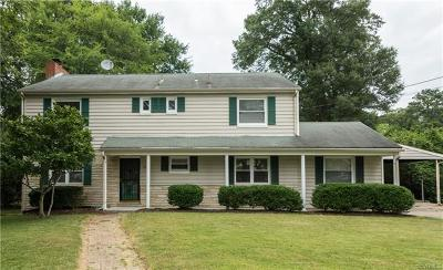 Colonial Heights Single Family Home For Sale: 1005 Forestview Drive