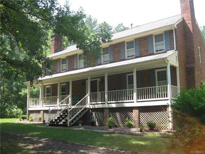 Henrico County Single Family Home For Sale: 11135 Hames Lane