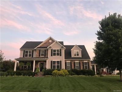 Chesterfield Single Family Home For Sale: 3624 Stone Harbor Drive