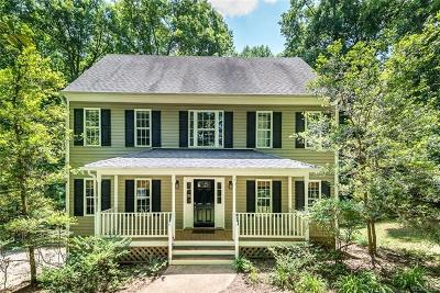 Powhatan Single Family Home For Sale: 3519 Richards Run