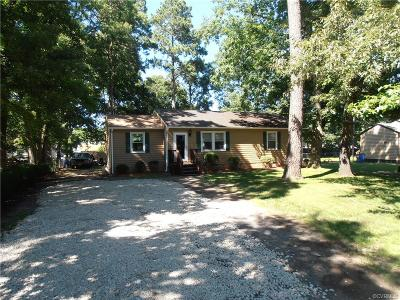 Chester Single Family Home For Sale: 3608 Julep Drive