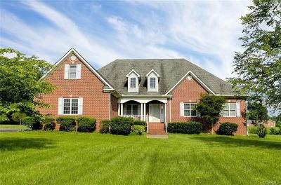 Powhatan County Single Family Home For Sale: 1892 Hope Meadow Way