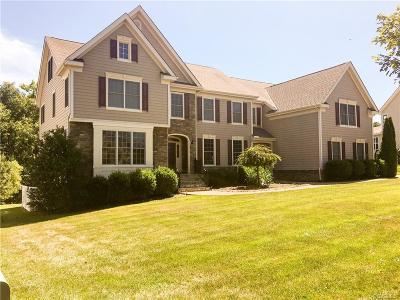 Chesterfield County Single Family Home For Sale: 6479 Burnt Mills Lane