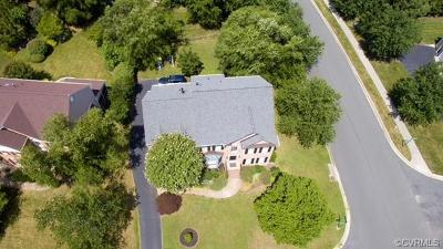 Henrico Single Family Home For Sale: 6001 Glen Abbey Drive