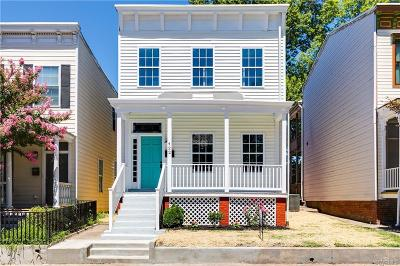 Richmond Single Family Home For Sale: 422 North 33rd Street