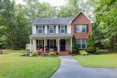 Hanover Single Family Home For Sale: 17030 Courtney Road