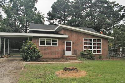 Henrico Rental For Rent: 1867 Mountain Road