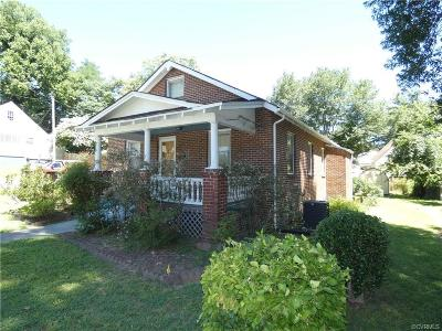 Colonial Heights Single Family Home For Sale: 219 Royal Oak Avenue
