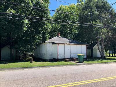 Hopewell Single Family Home For Sale: 1710 Danville Street