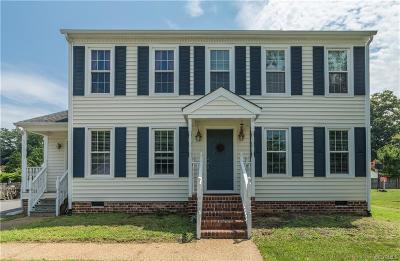 Henrico Single Family Home For Sale: 2609 Clary Preston Drive
