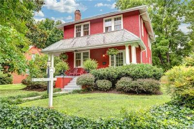 Richmond Single Family Home For Sale: 4705 Kensington Avenue