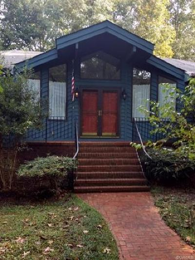 South Chesterfield Single Family Home For Sale: 14421 Fox Knoll Drive