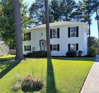 Colonial Heights Single Family Home For Sale: 108 Salisbury Road