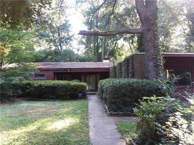 Petersburg Single Family Home For Sale: 1732 Arch Street
