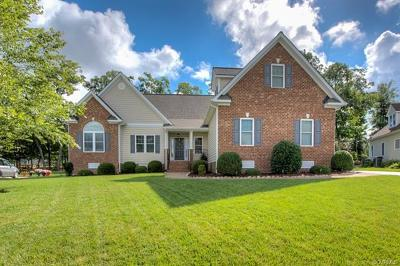 Chester Single Family Home For Sale: 15225 Willow Hill Lane