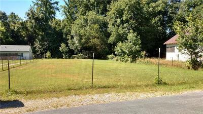Chesterfield County Residential Lots & Land For Sale: 20702 Bass Street