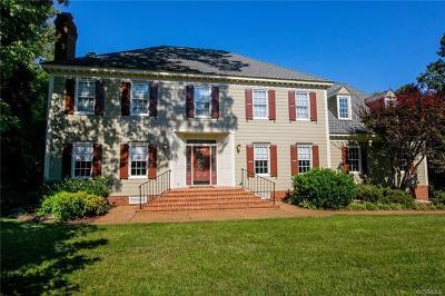 Midlothian Single Family Home For Sale: 2980 Summerhurst Drive
