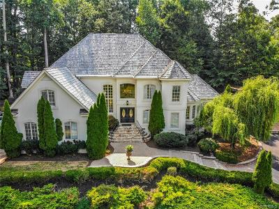 Midlothian Single Family Home For Sale: 3820 Solebury Terrace