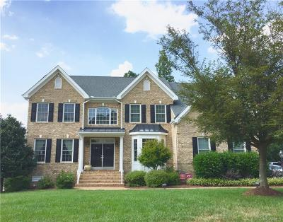 Chesterfield County Rental For Rent: 16812 Jennway Court