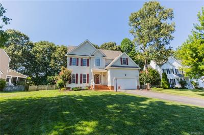 Hanover County Single Family Home For Sale: 6856 Pimlico Drive