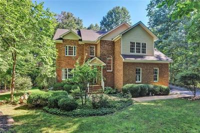 Powhatan Single Family Home For Sale: 2052 Valley Springs Court