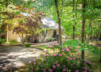 Powhatan County Single Family Home For Sale: 2773 Judes Ferry Road