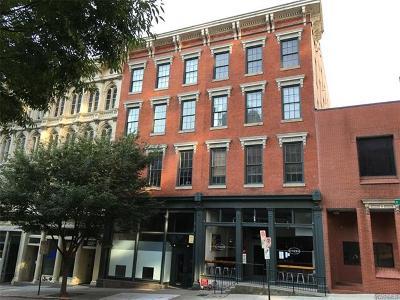 Richmond Condo/Townhouse For Sale: 1205 East Main Street #4-E