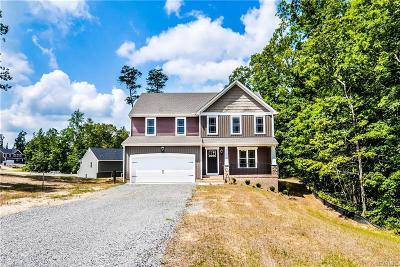 New Kent Single Family Home For Sale: 7025 Oakfork Loop