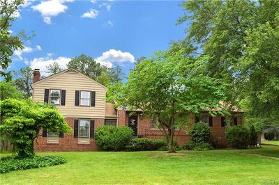 Henrico Single Family Home For Sale: 8515 Julian Road