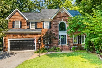 Hanover County Single Family Home For Sale: 9239 Stephens Manor Drive